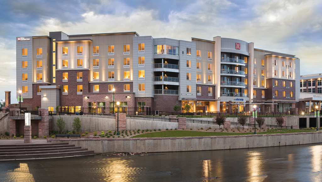 Hilton Garden Inn - Downtown Sioux Falls