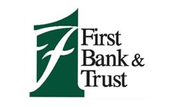First Bank & Trust logo
