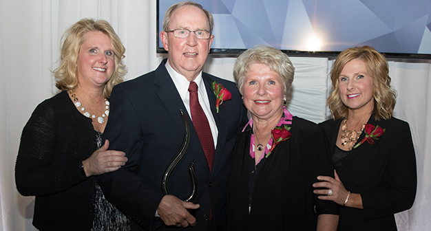 Thompson Family - Vicki Clarke Award