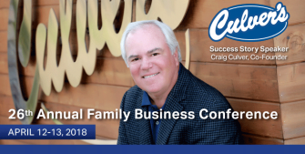 2018 PFBA Annual Family Business Conference
