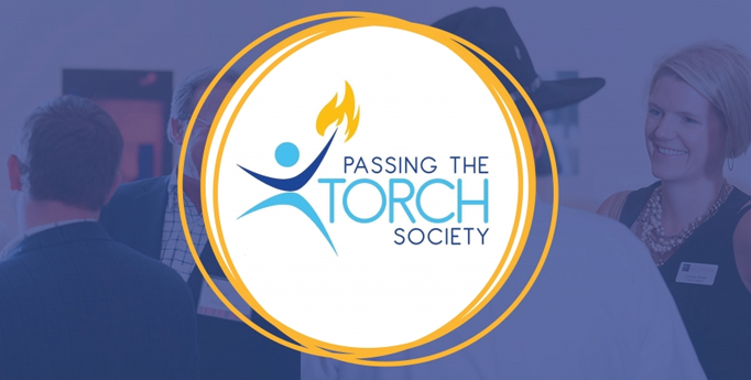 Passing the Torch Society Event