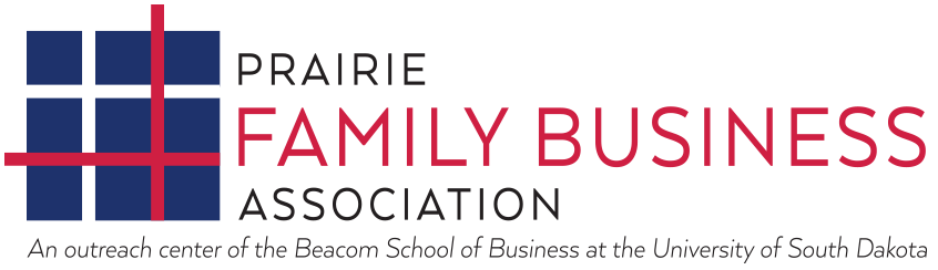 Prairie Family Business Association Retina Logo