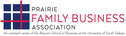 Prairie Family Business Association Logo