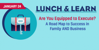 Are you equipped to execute? Lunch & Learn webinar