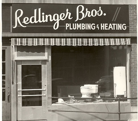 Father Son Build On Legacy In Plumbing Heating Business