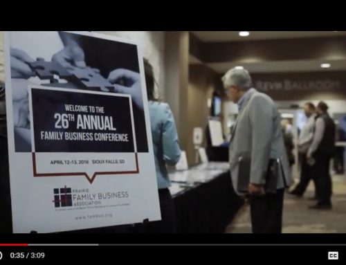Video: 2018 Family Business Conference