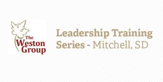 Leadership Training Series - Weston Group