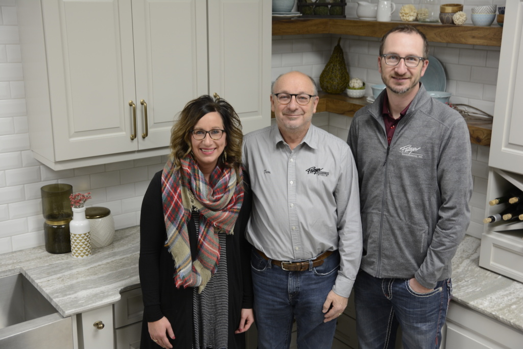 Family woodworking business finds steady growth in its second generation