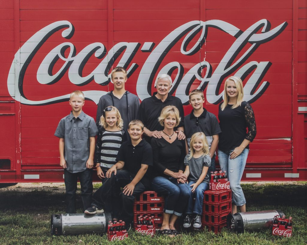 Third-generation Coca-Cola bottling family helps share best practices with others