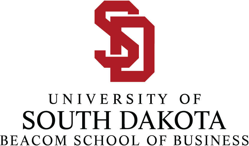 usd beacom school of business logo