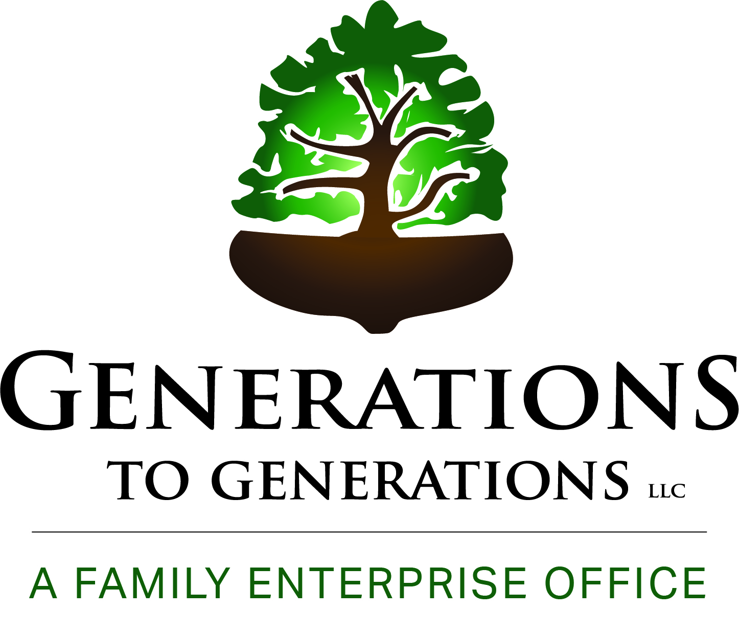 generations to generations logo