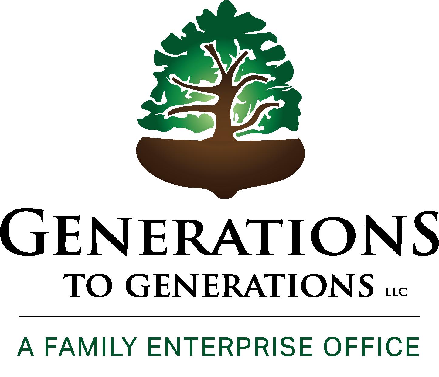 generations to generations logo