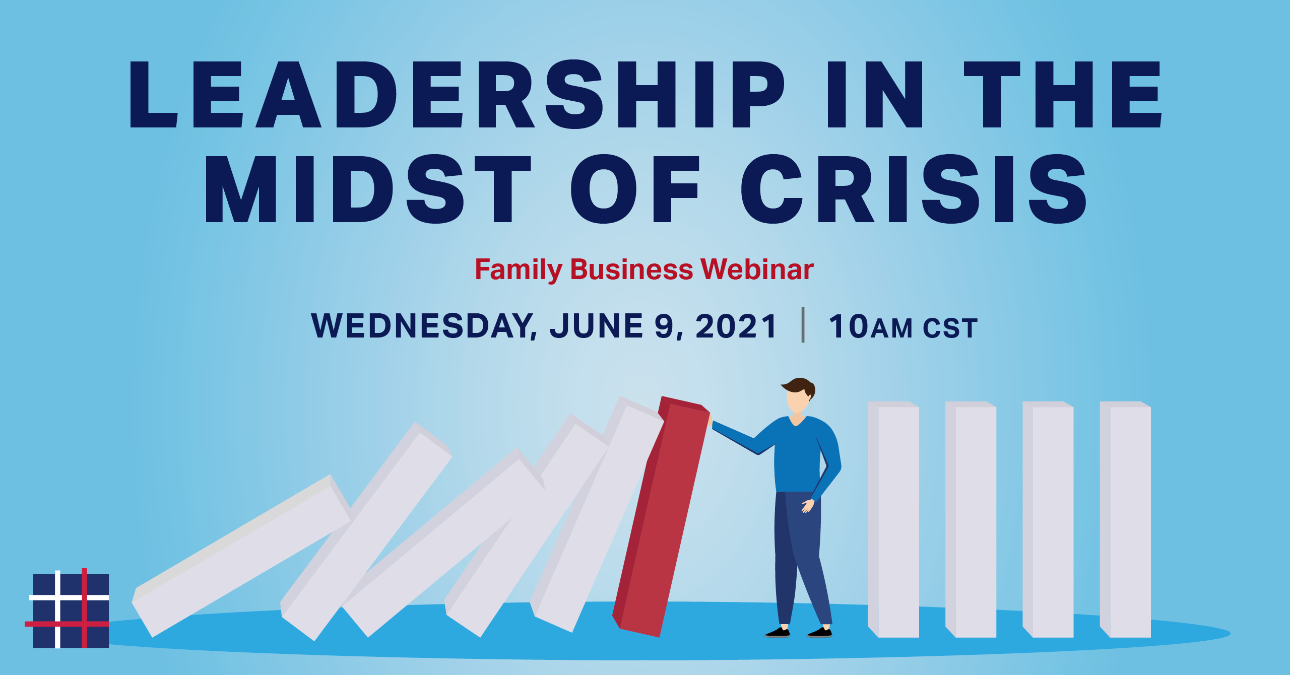 leadership in the midst of crisis webinar