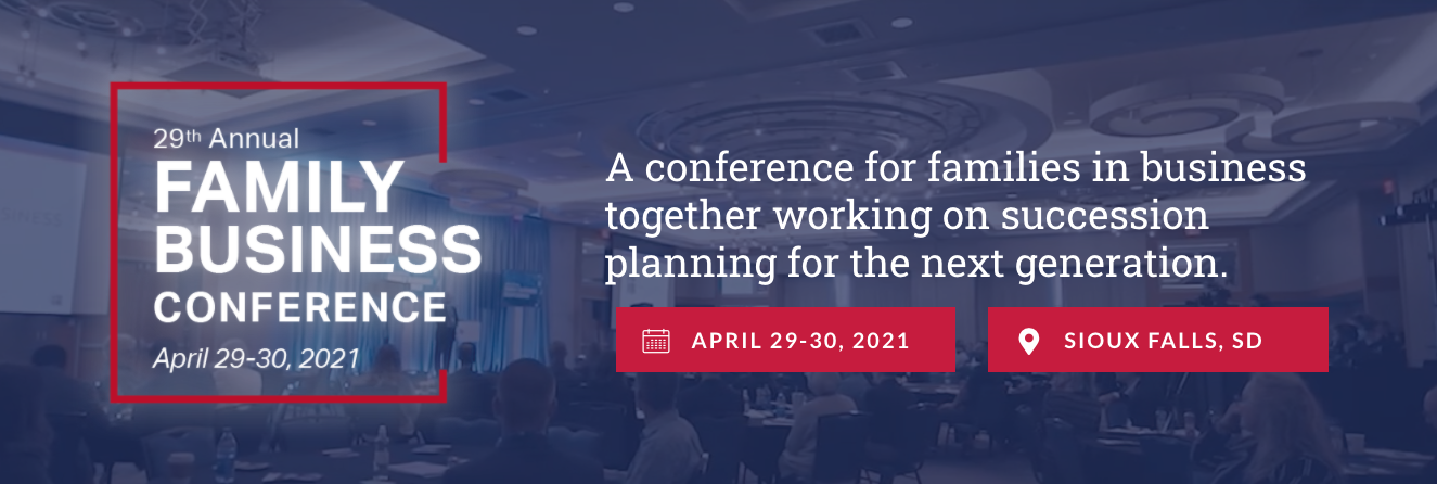 29th annual conference header