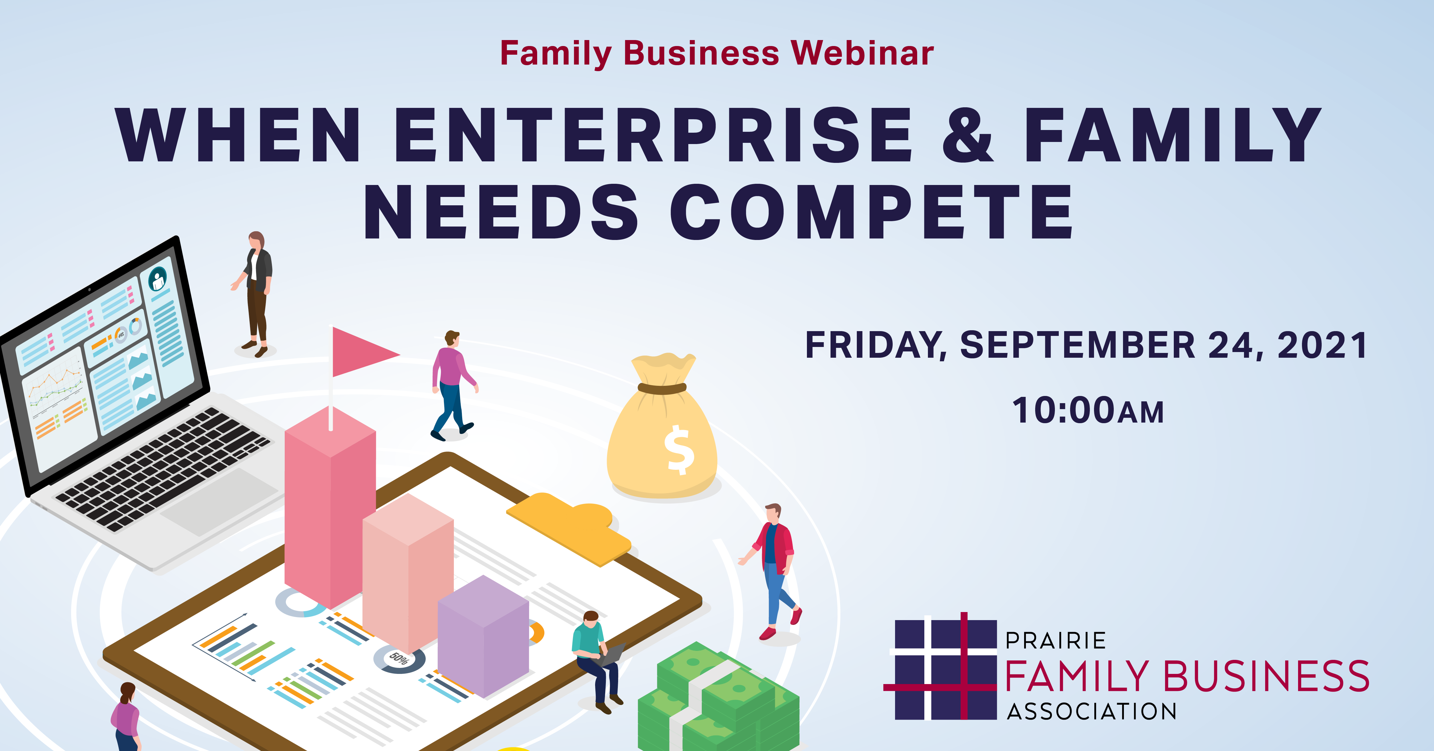when enterprise and family needs compete